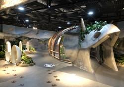 화성시어린이문화센터 공룡놀이터